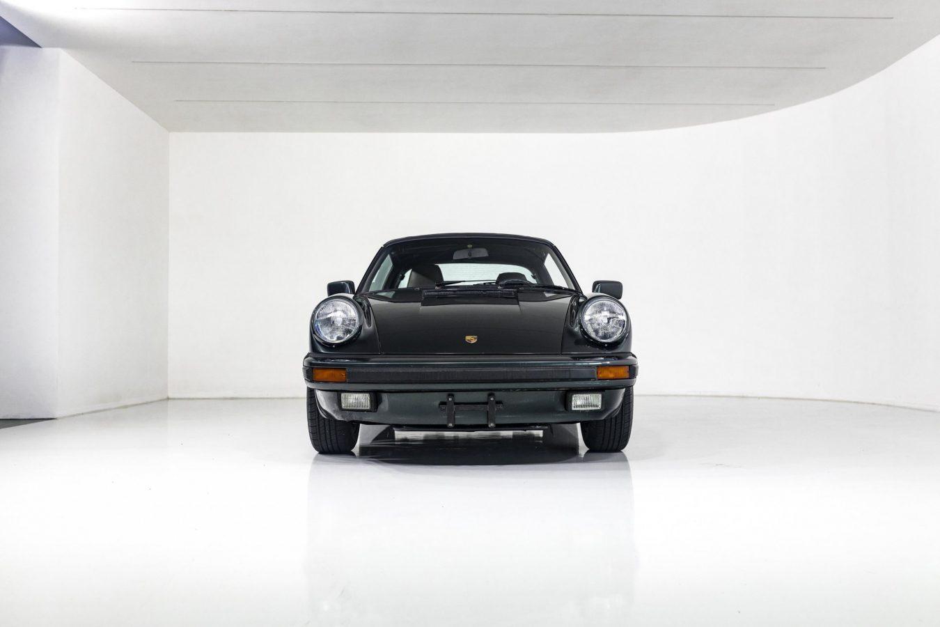 Porsche 3.2 Carrera Targa Moosgrün 37