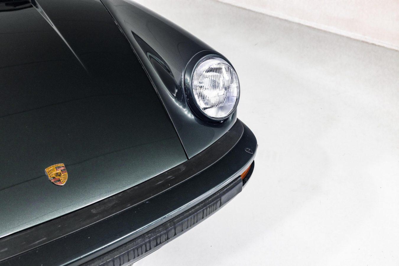 Porsche 3.2 Carrera Targa Moosgrün 38