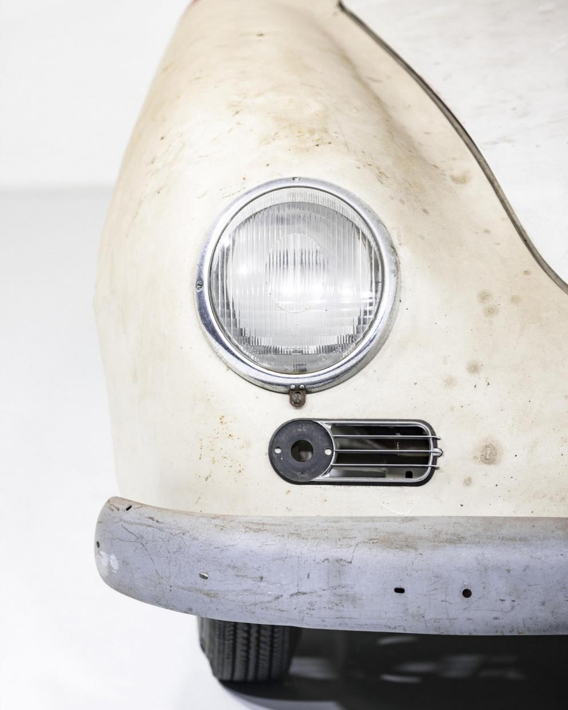 Porsche 356 Pre A Coupé