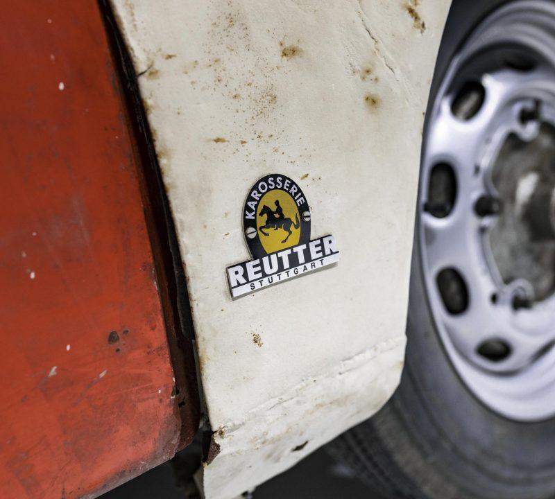 Porsche 356 Pre A Coupé 1