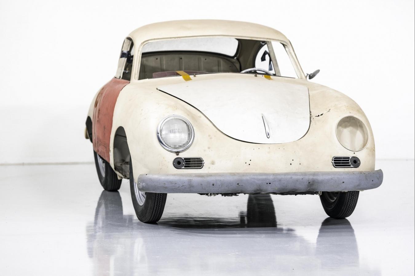 Porsche 356 Pre A Coupé 2