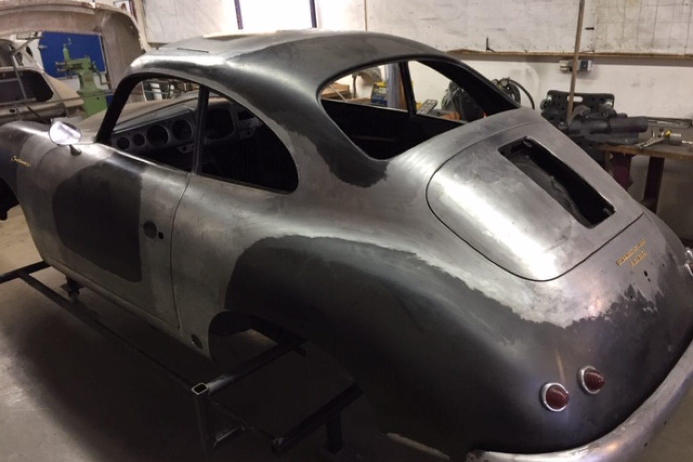 Porsche 356 PreA Continental