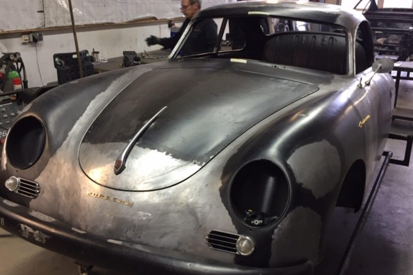 Porsche 356 PreA Continental 5