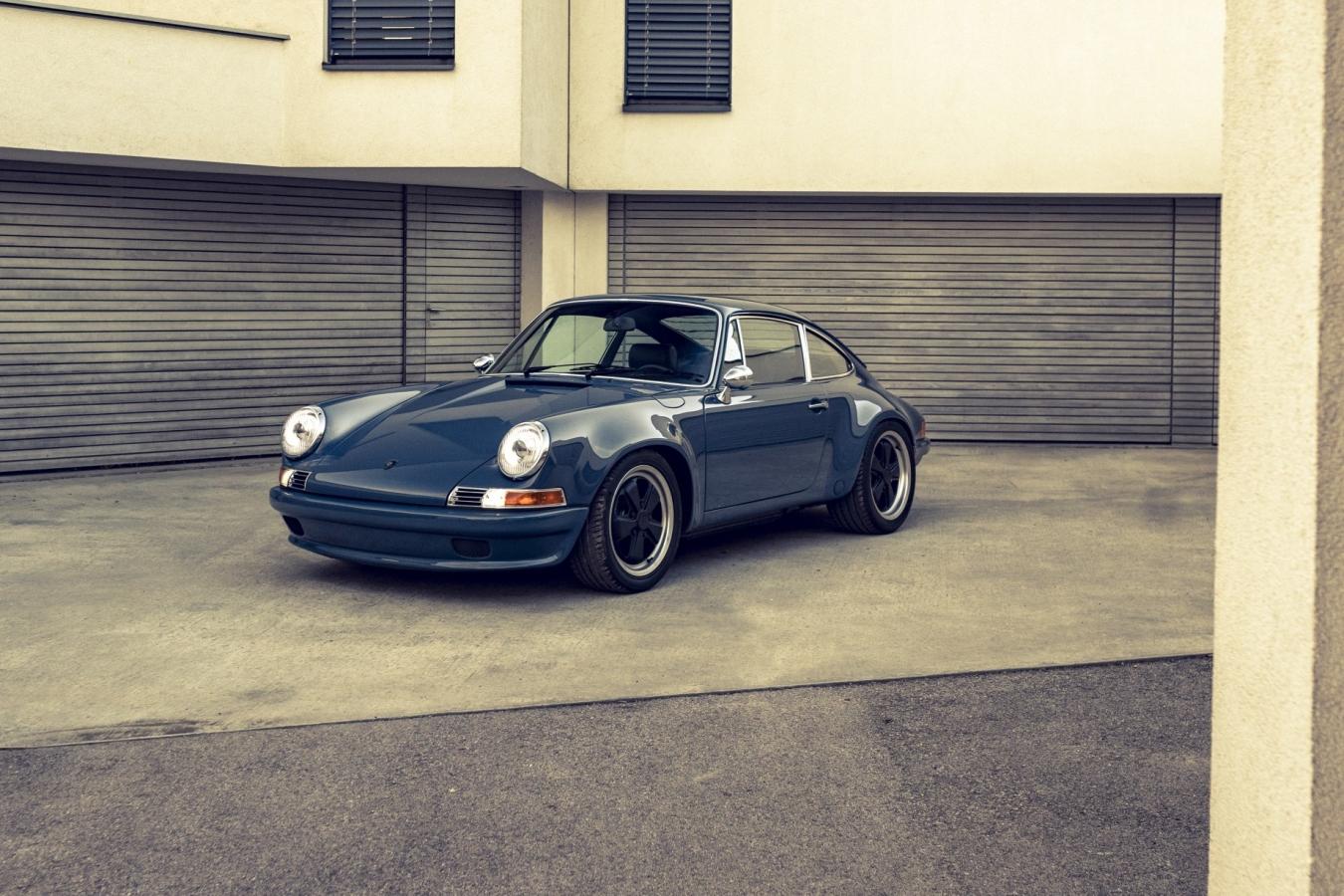 Porsche 911 Outlaw #2 2