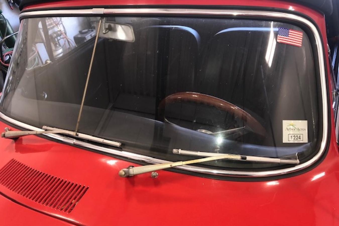 1963 Porsche 356SC Cabrio 13