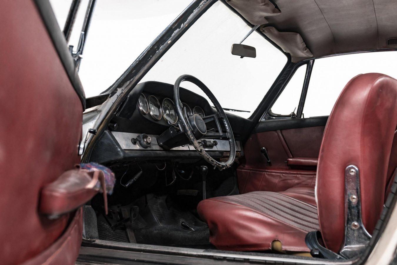 Porsche 912 Coupé 11