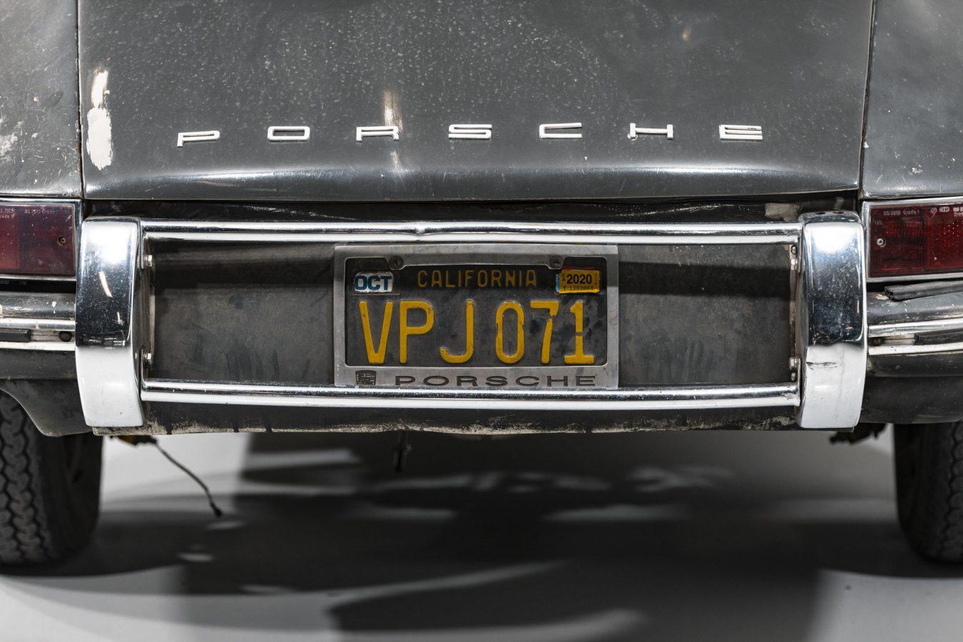 Porsche 912 Coupé 20