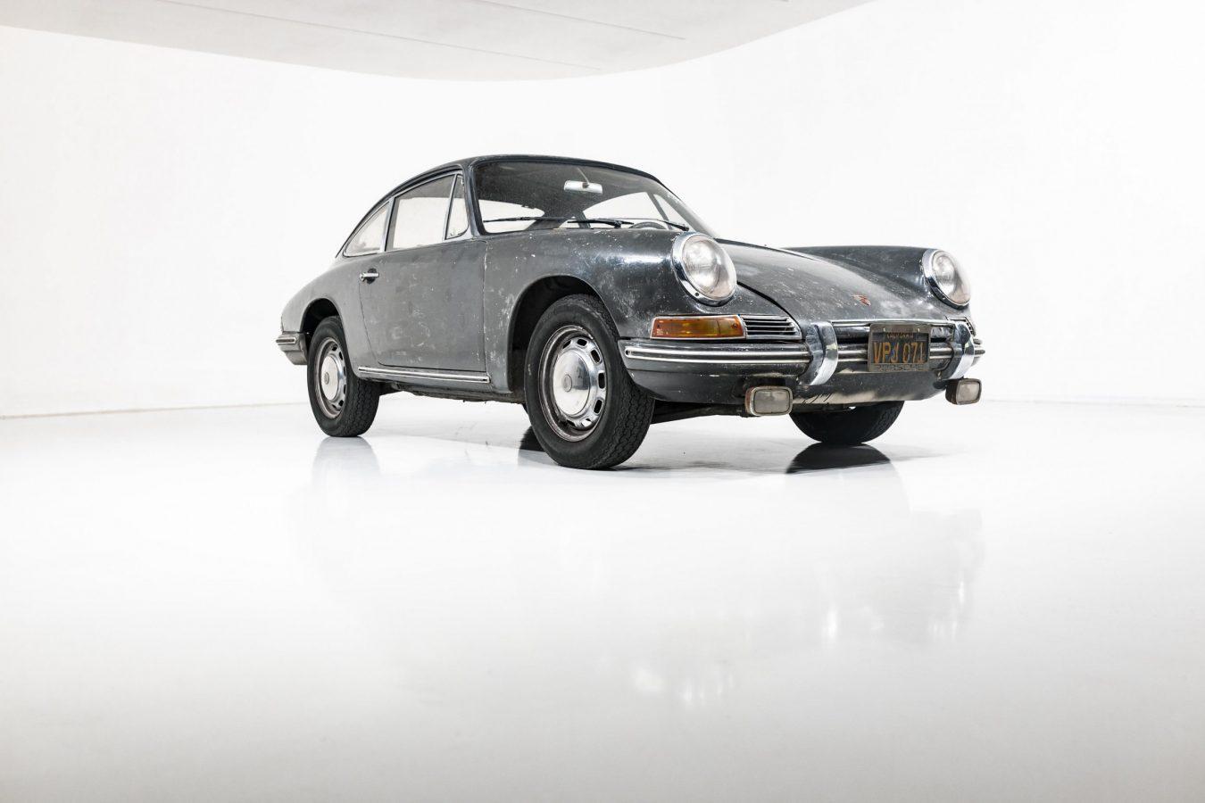 Porsche 912 Coupé 30