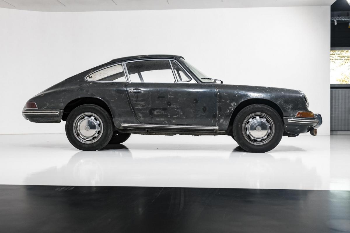 Porsche 912 Coupé 31