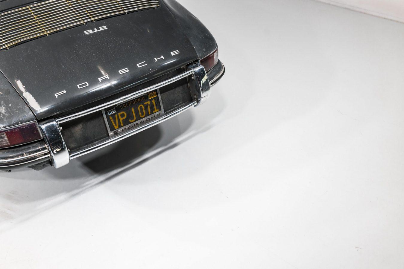 Porsche 912 Coupé 2