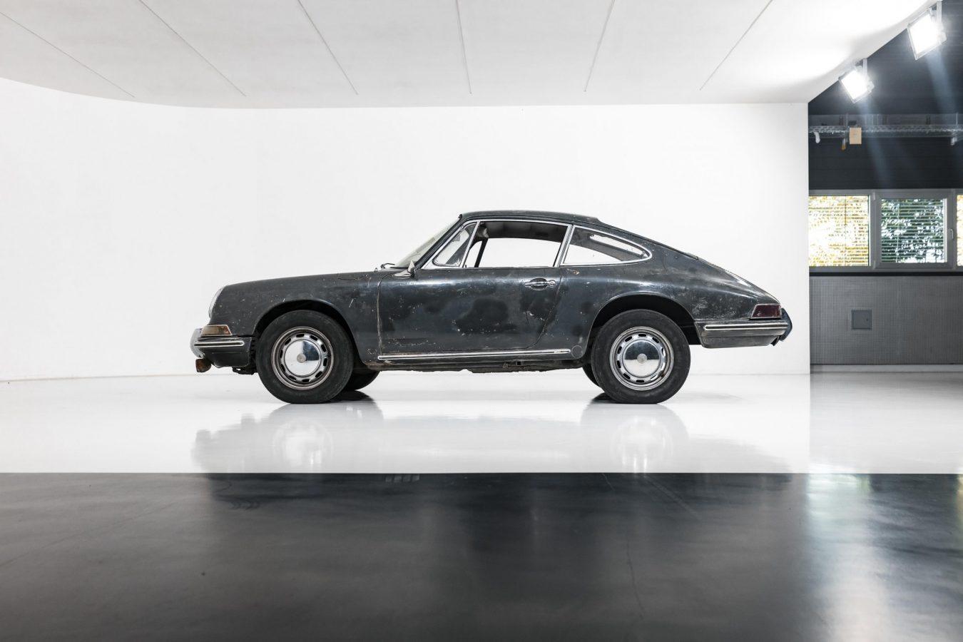 Porsche 912 Coupé 6