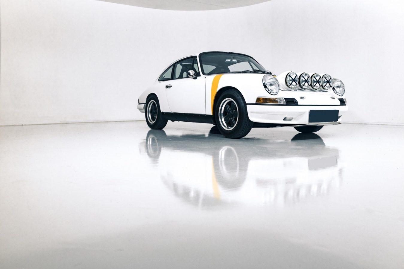 1976 Porsche 911 Rennfahrzeug