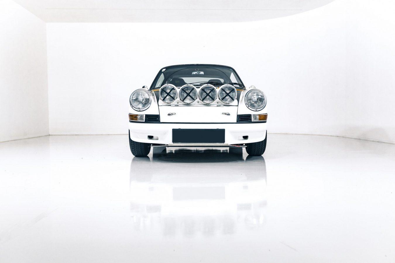 1976 Porsche 911 Rennfahrzeug 1
