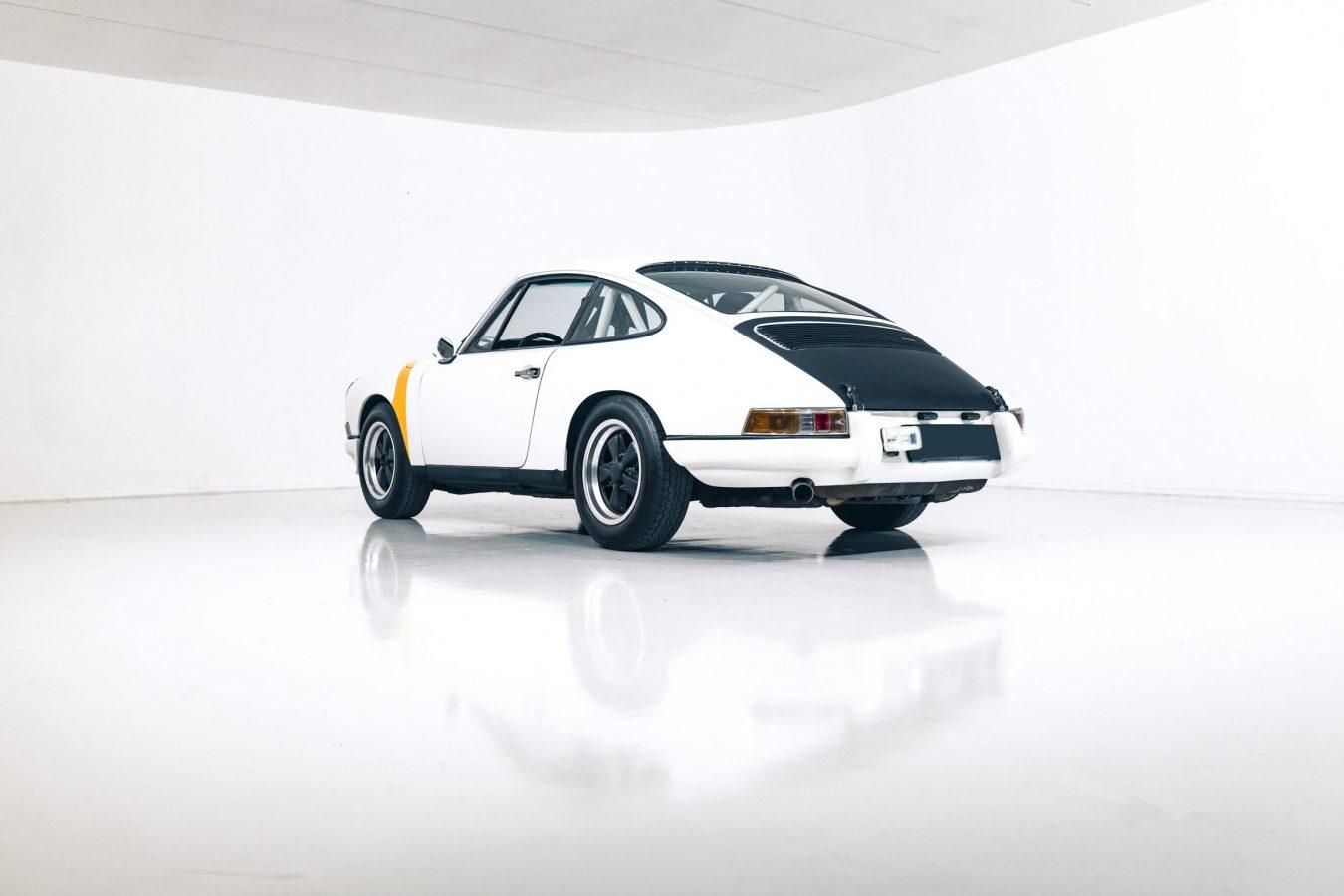 1976 Porsche 911 Rennfahrzeug 22