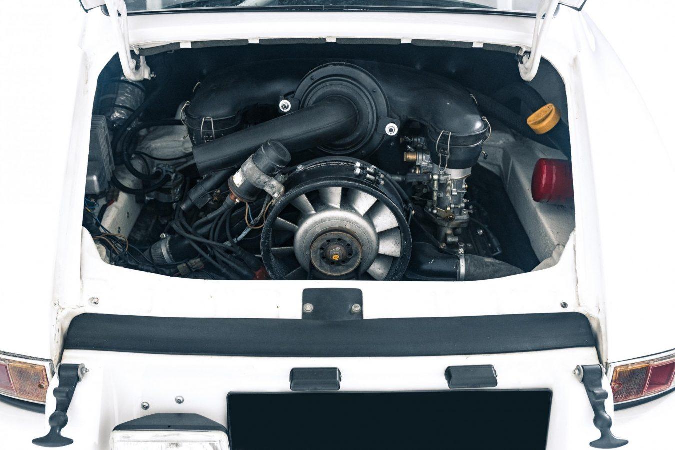 1976 Porsche 911 Rennfahrzeug 7
