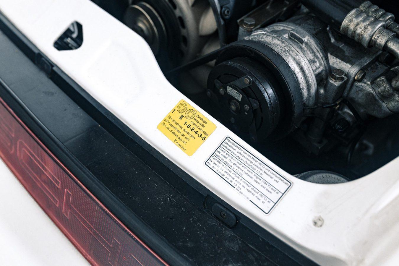 Porsche 911 964 Targa 11