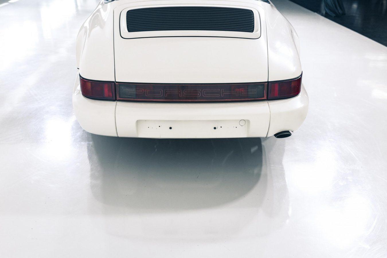 Porsche 911 964 Targa 13