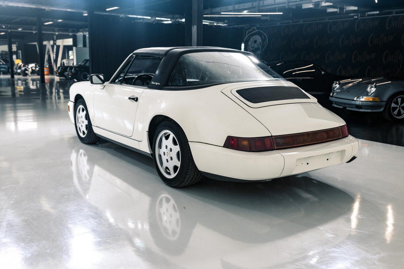 Porsche 911 964 Targa 14