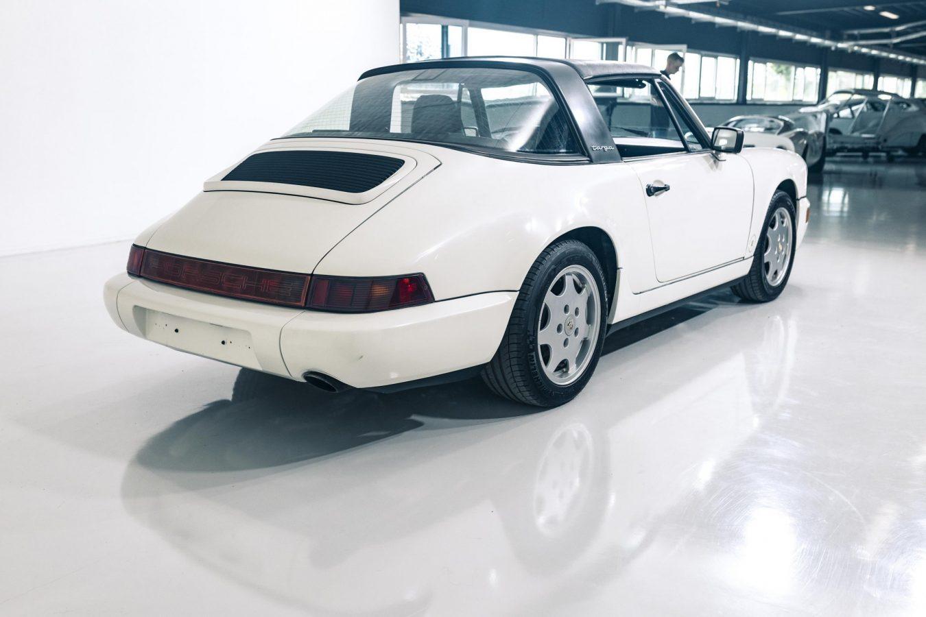 Porsche 911 964 Targa 15