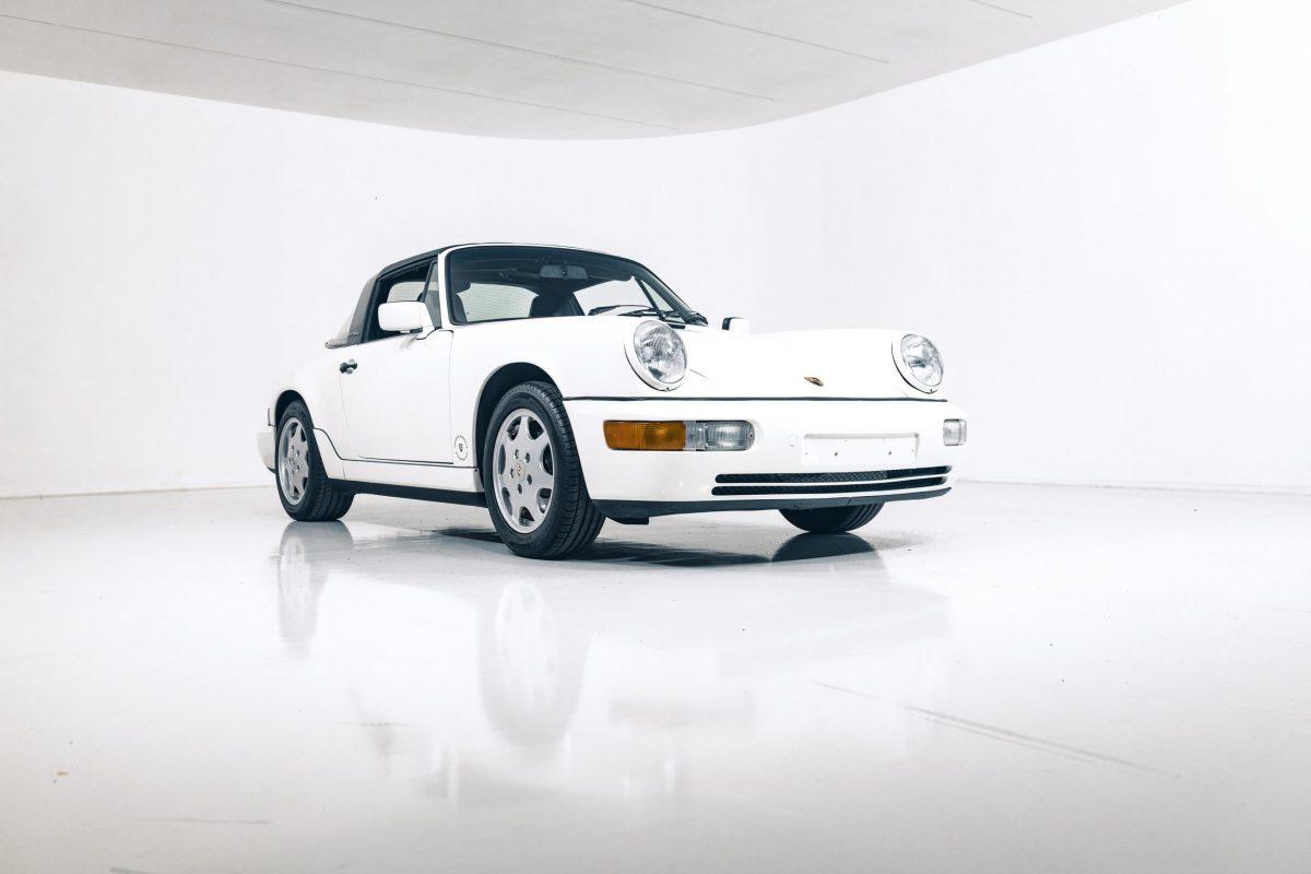 Porsche 911 964 Targa 4