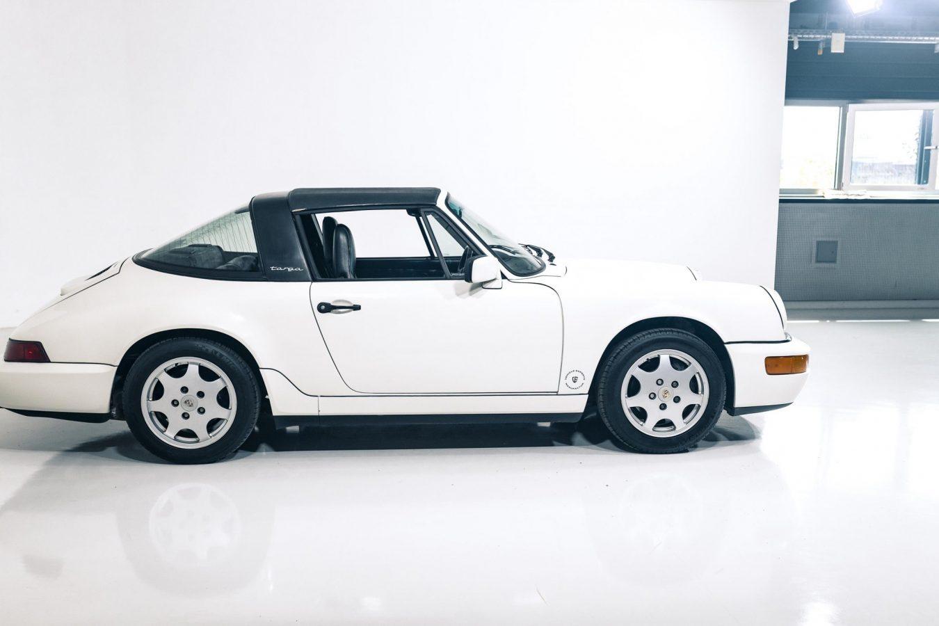 Porsche 911 964 Targa 5