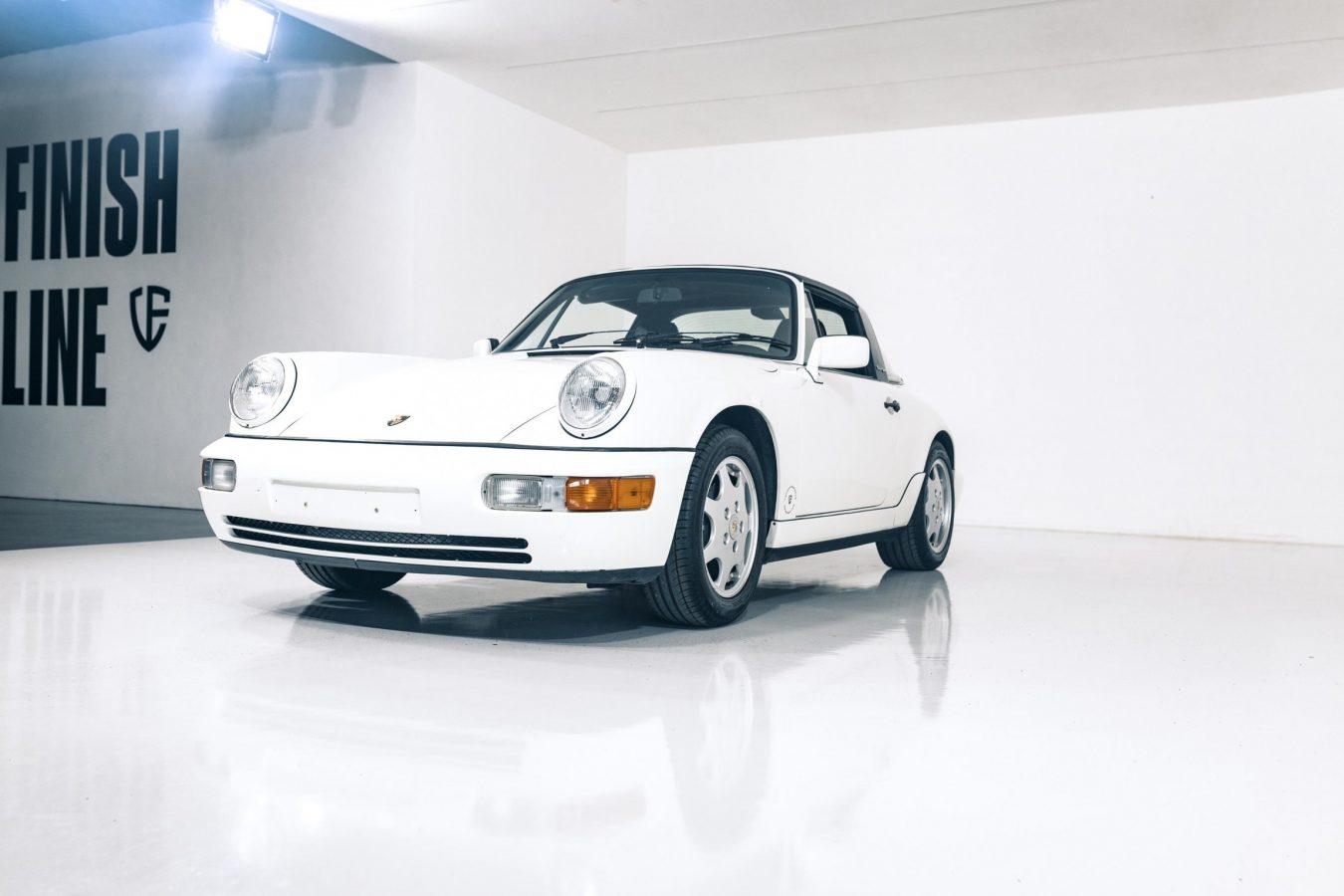 Porsche 911 964 Targa 6