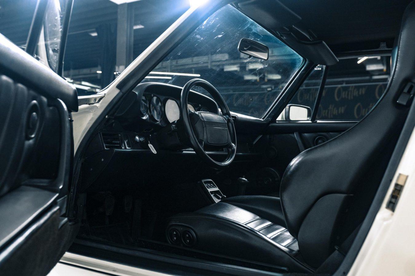 Porsche 911 964 Targa 7