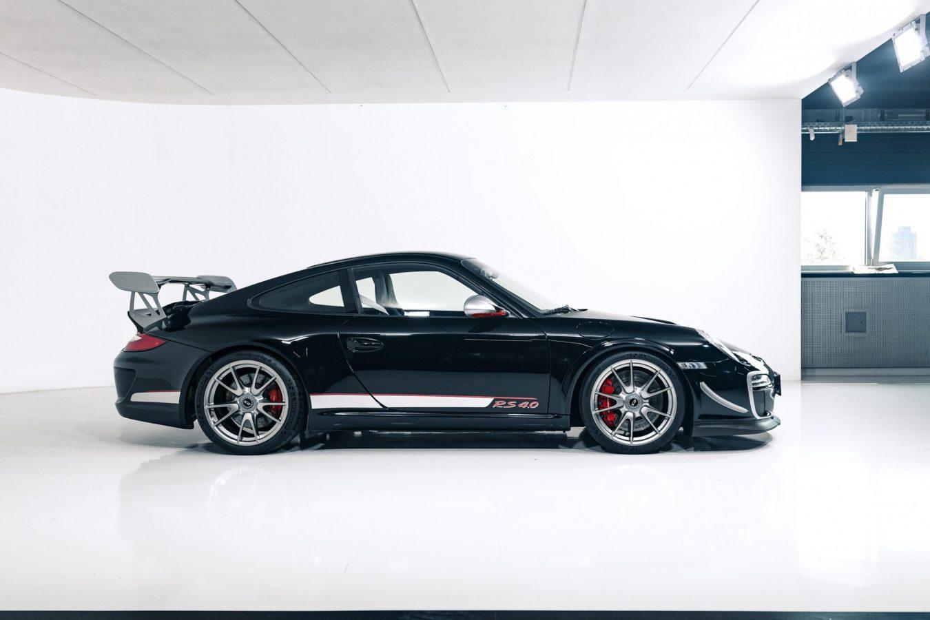 Porsche 997.2 GT3 1
